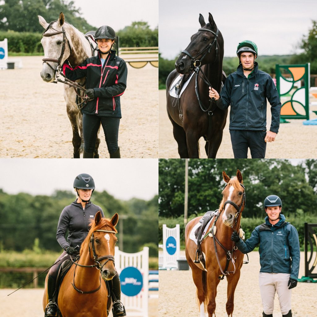 THE WINDRUSH EQUESTRIAN FOUNDATION ANNOUNCES THE YOUNG RIDERS TO JOIN THE 2020 PROGRAMME
