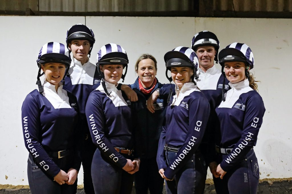 THE WINDRUSH EQUESTRIAN FOUNDATION ANNOUNCES COLLABORATION WITH LEADING EQUESTRIAN SAFETY WEAR SPECIALISTS TREEHOUSE SPORTING COLOURS