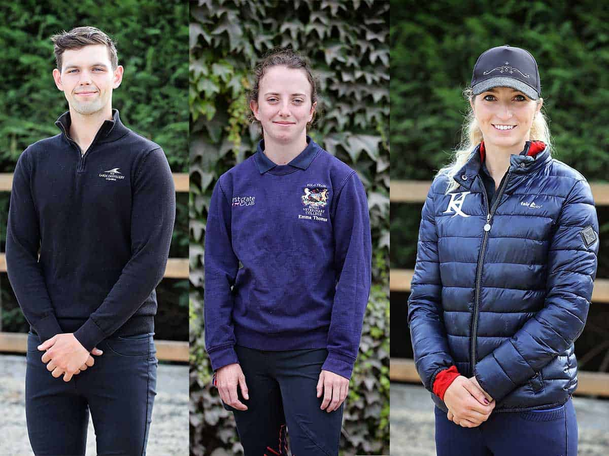 2021 Young Eventers Programme Riders Announced